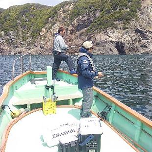 船釣り案内イメージ